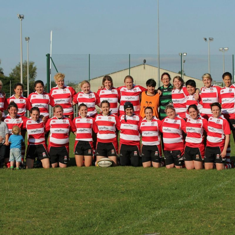 Moseley Women's Rugby lose to Olney Ladies 7 - 29