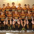 Crosfields  vs. Latchford Giants ARLFC