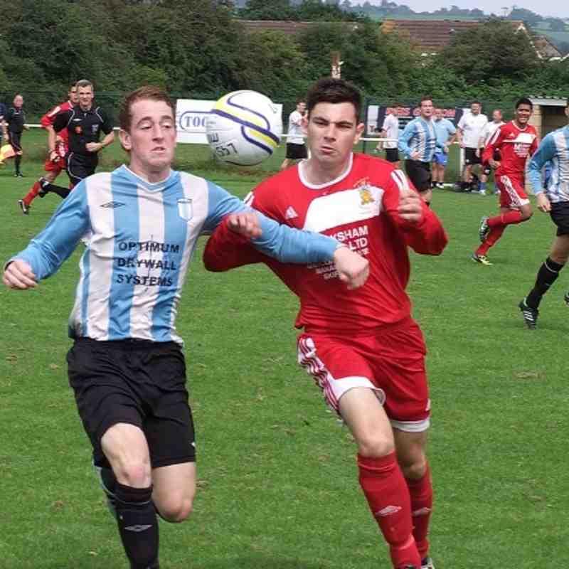 1st v Longwell Green - 11-8-12