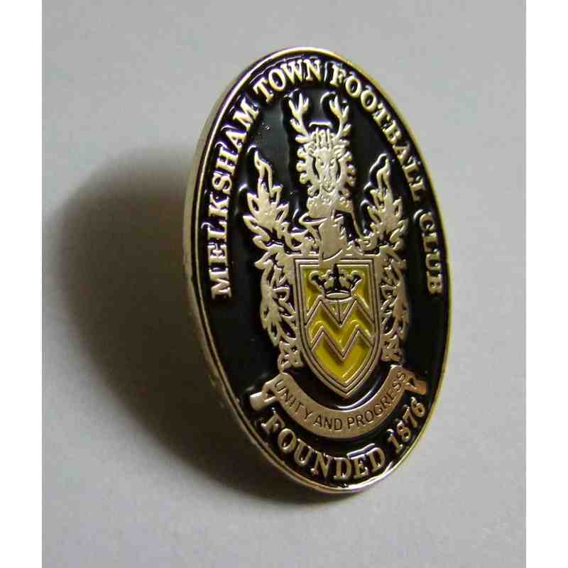Club Badge Pin