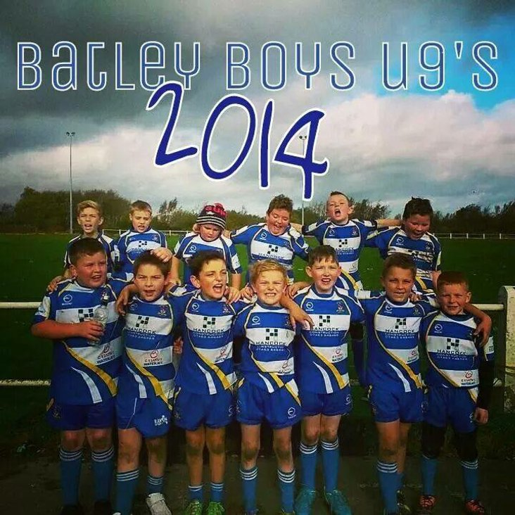 Next years U10s on the lookout for new players<