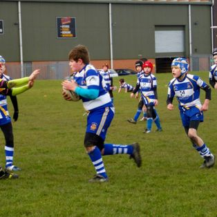 Drighlington U10s V Batley Boys