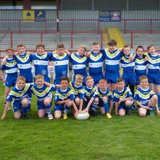 Farnley Falcons U10 V Batley Boys U10
