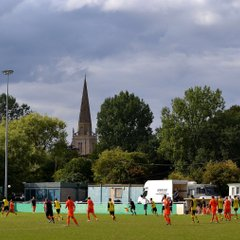 FA Cup vs Hartley Wintney FC