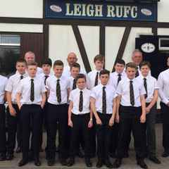 Leigh Dragons U13s Presentation Evening 7 May