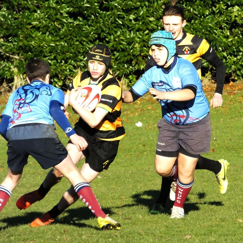 Dragons defeated at Wilmslow