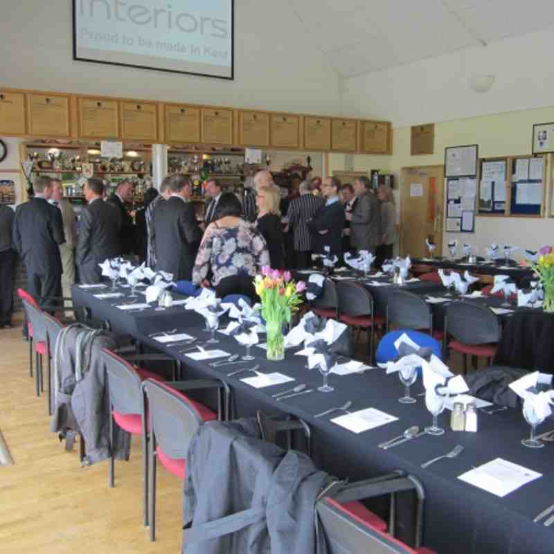 Sponsors Lunch 6th April 2013