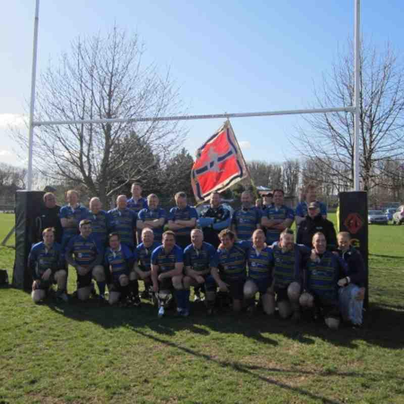2013 Men of Kent Veterans Tournament