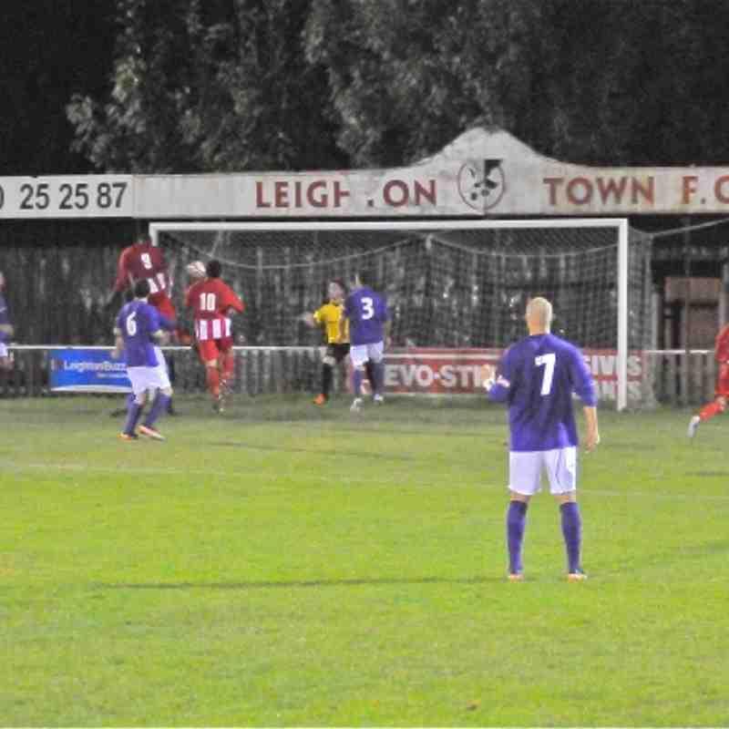 Leighton v Daventry - 21/08/12 (Evening Game)