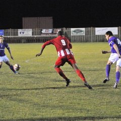 Leighton v Daventry - 21/08/12 (Evening Game)