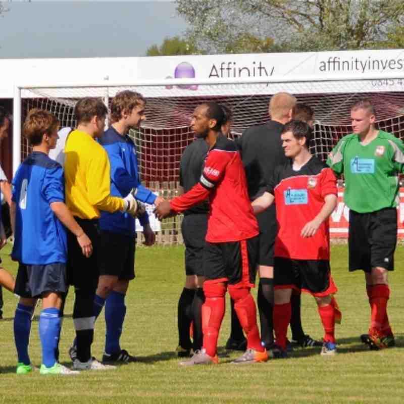 Aylesbury FC v Leighton 08/09/12