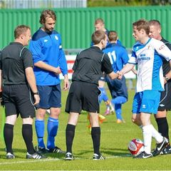 Rainworth MWFC v Leighton Town - FA Trophy 15/09/12