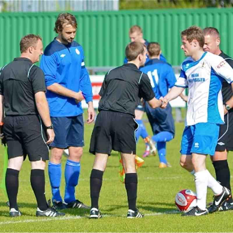 Rainworth MWFC v Leighton Town - FA Trophy 15/09/12