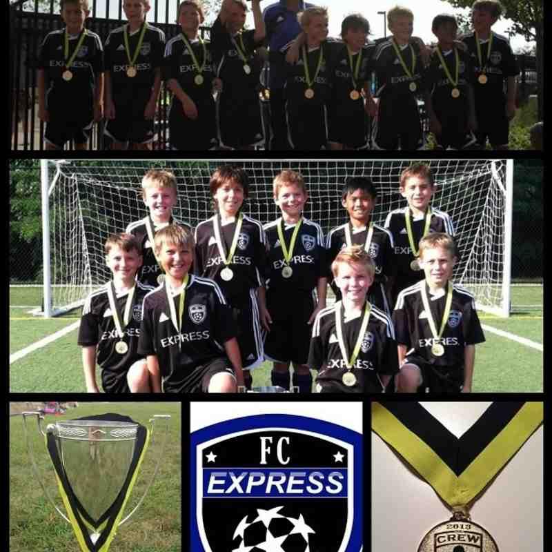 Express FC 04 Black