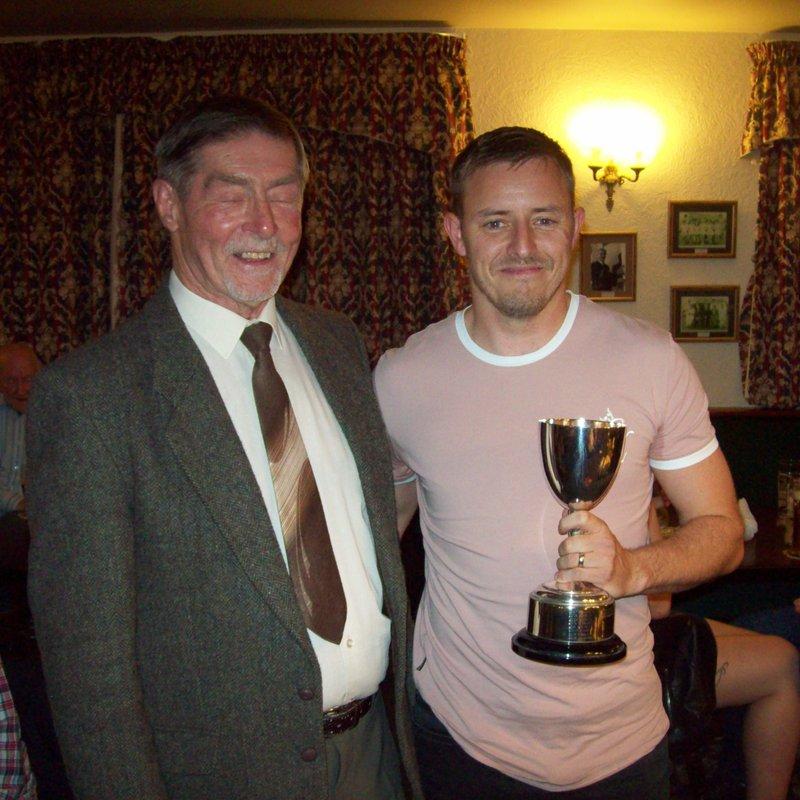 Streethouse Cricket Club Award Winners 2017