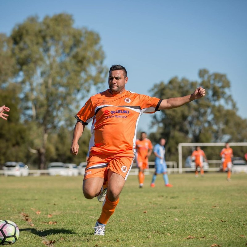 Dubbo Bulls FC 2 Vs Macquarie Utd 2