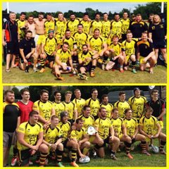 Weald Warriors' Double Winning Season 2015