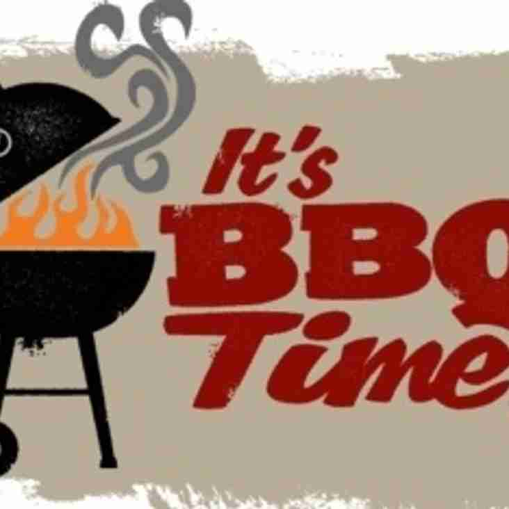 Club BBQ Saturday 18th June!!