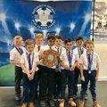 U7 Rovers win the EDMSL RESPECT & Fair Play Award!