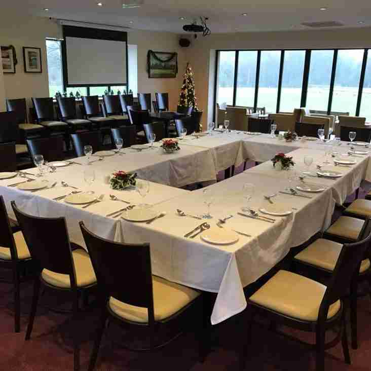 Club House Hire and Pricing 2019