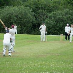 1st team V Buxworth