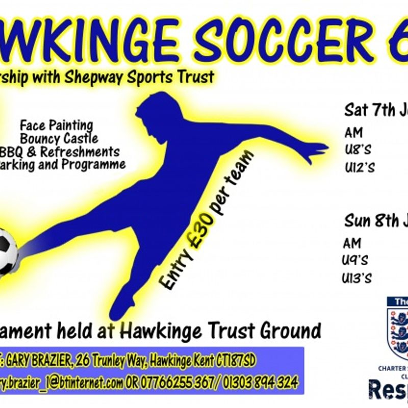 Hawkinge Youth Summer Tournament