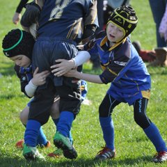 Orrell St James Jets V's Westhoughton Lions 01.04.12
