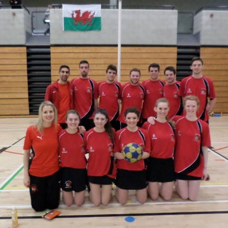 Cardiff University Complete Welsh Double!