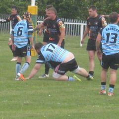 Broncos v Scarbrough pirates may21st 2011