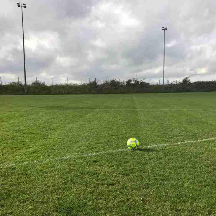 Carterton U13s derby cup thriller