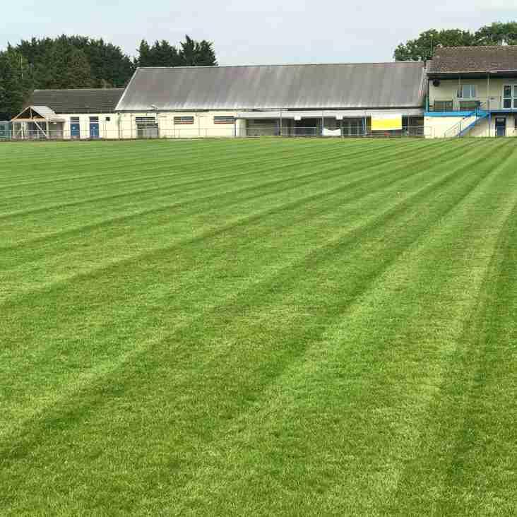 Training starts at Carterton FC on Monday!