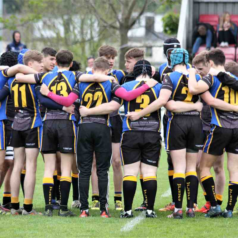 WPL U16s v Sheffield 30.04.17 - Yorkshire Cup Final (1st Half)
