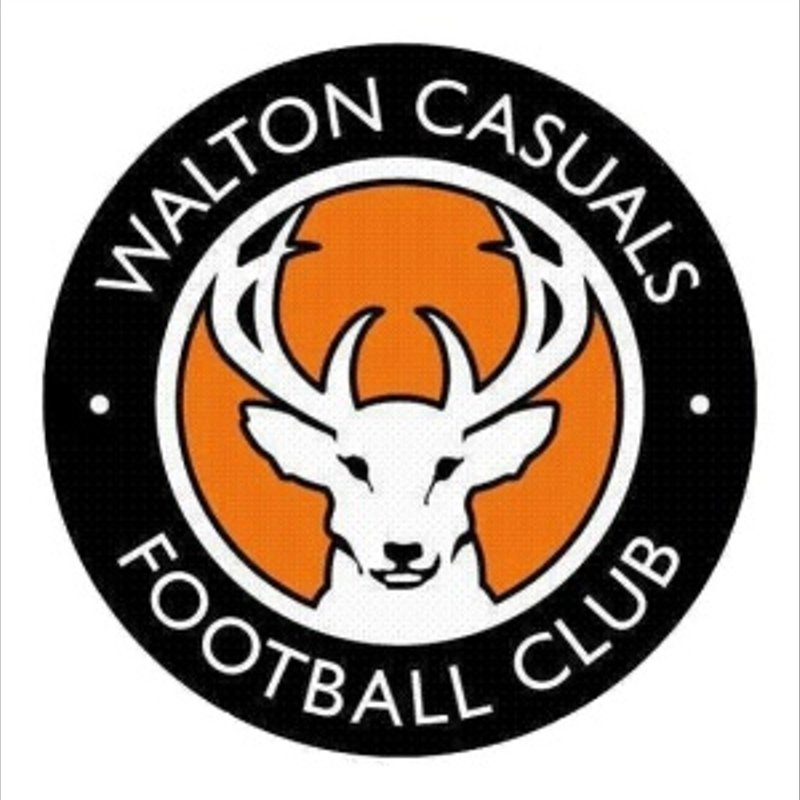 Welcome to Walton Casuals Juniors FC