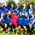 Walton Casuals Juniors FC vs. Walton Casuals Bears U13