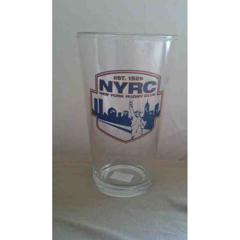 NYRC Pint Glass
