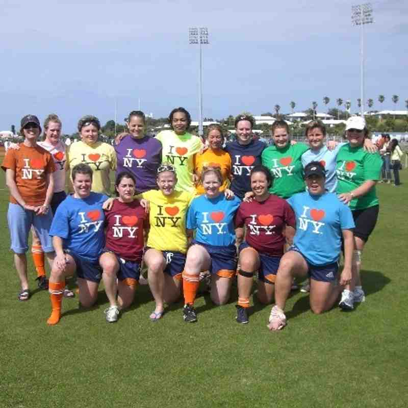 NYRC's World Tour...Bermuda 7s...2008 edition!  Special thanks to AC for sharing!
