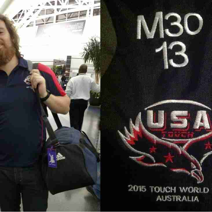 NYRC Athlete to Compete in the 2015 Touch Rugby World Cup