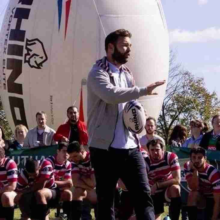 Coach James English Hired to Start Rugby Academy at Monroe College