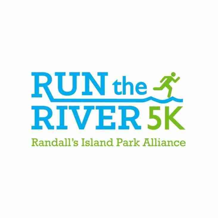 TeamNYRC Ready to Run the River in Support of Randall's