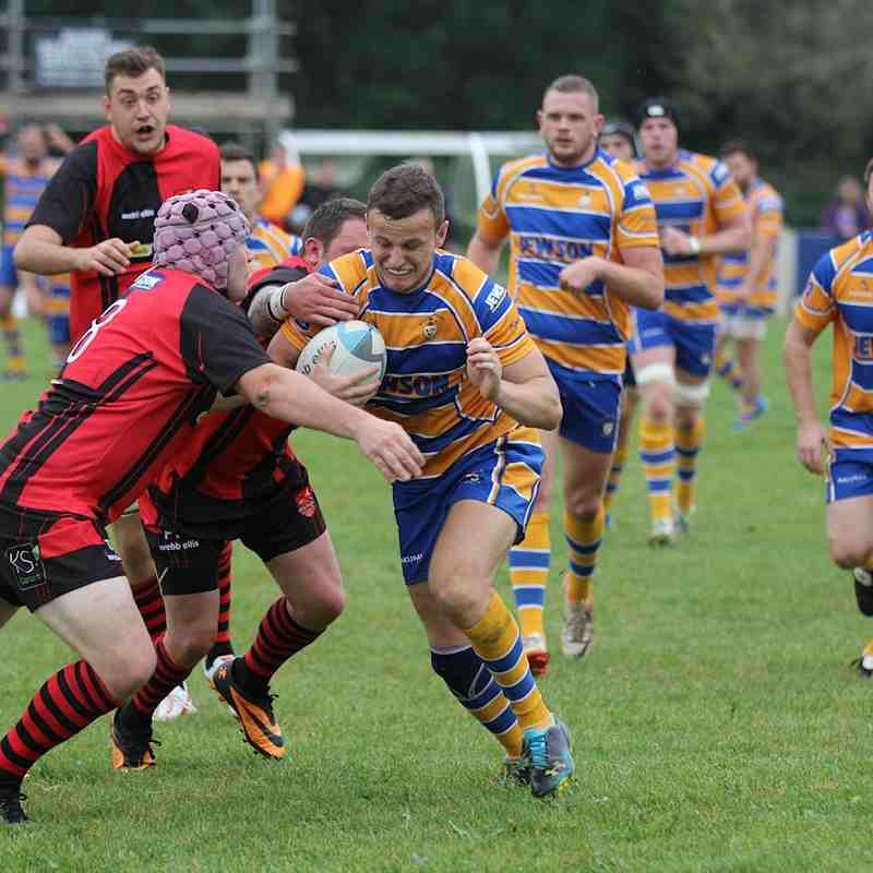 2014Sep20 Newbold 1st vs OLs Mens 1st