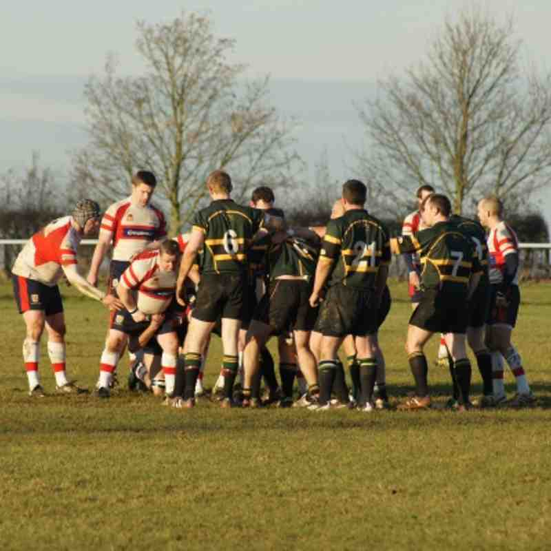 Wellingborough 15 - 18 Vipers