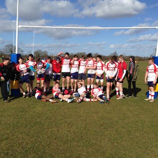 U16's Travel Out Of County And Win