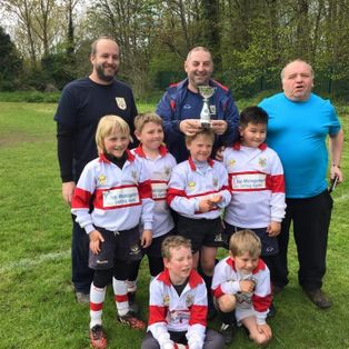 U7's Finish With A Trophy