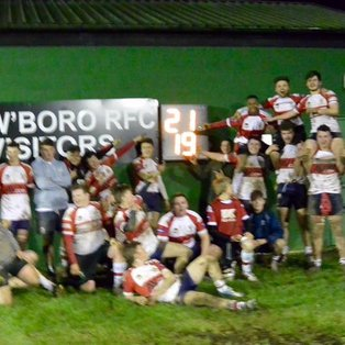 Great Night For Wellingborough Colts