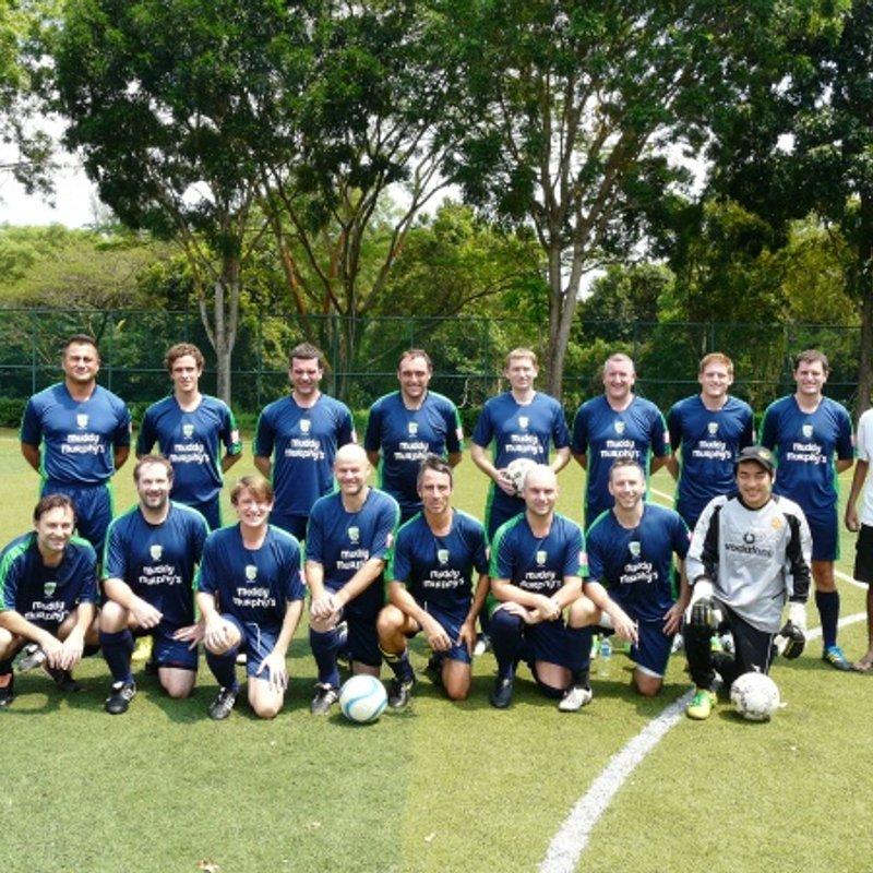 Hibernians FC - Singapore vs. British Exiles
