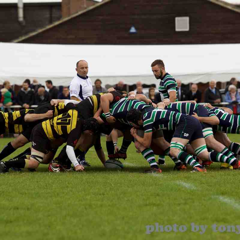 Abbey 1st XV v Wallingford (away)