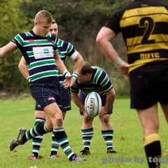 Abbey unbeaten at home for the whole of 2015