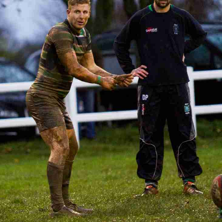 Tom Waterhouse to make his 200th league appearance for Abbey 1st Xv