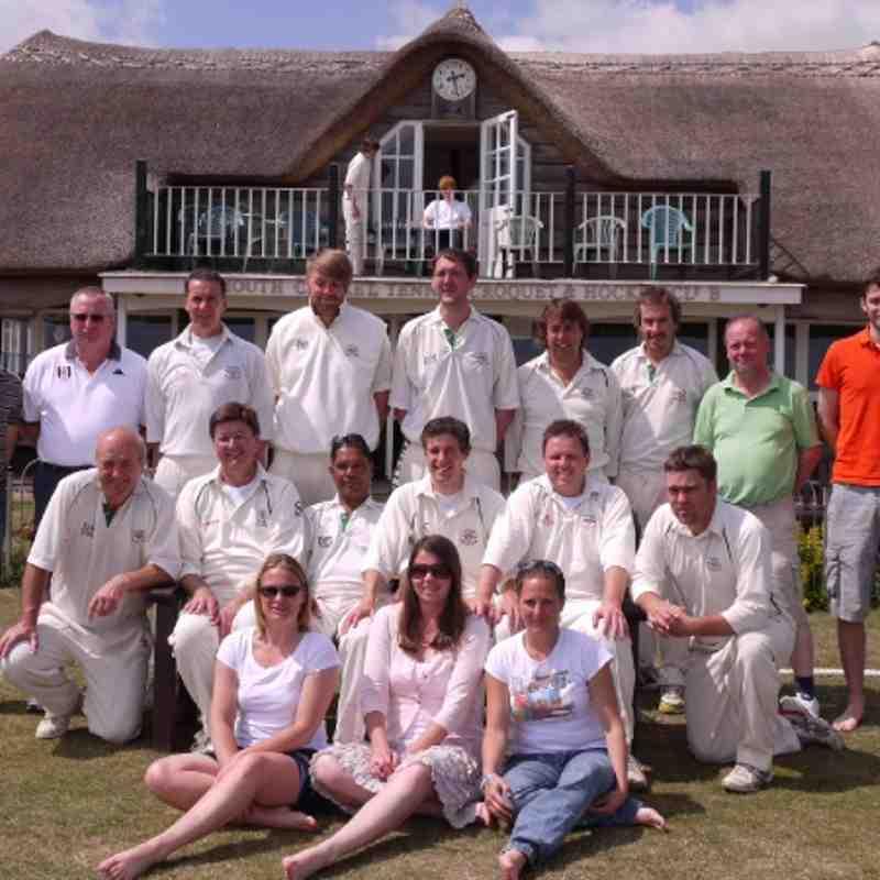 Memories of Devon Tour 2011 - Sidmouth CC