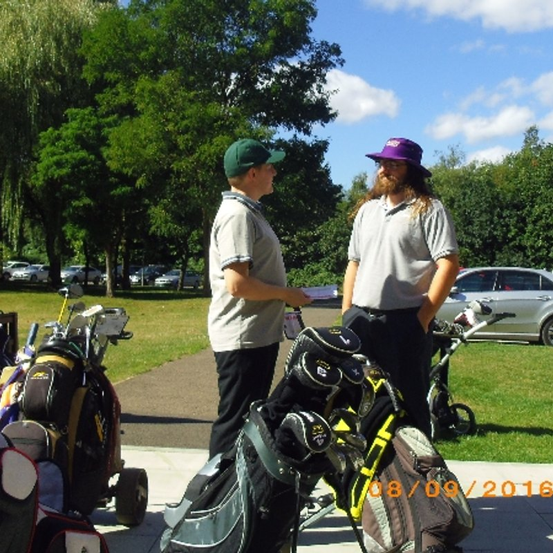 ACC Golf Day - September 14th